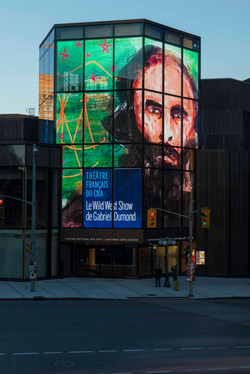 Le wild West Show, Théâtre du CNA, Ottawa