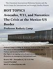 11-08 Hot Topic Crisis at US-Mexico Bord