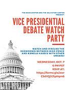 Flier - Keck-Salvatori VP Debate Watch P