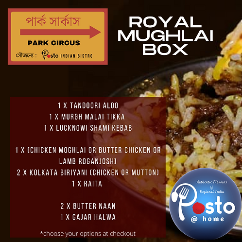 Royal Mughlai Box