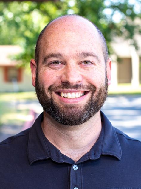 Mark Miller, Executive Pastor