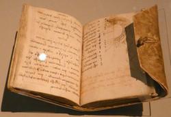 Notebook of Leonardo da Vinci