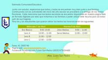 Entrega Textos Escolares  7 y 9 Abril