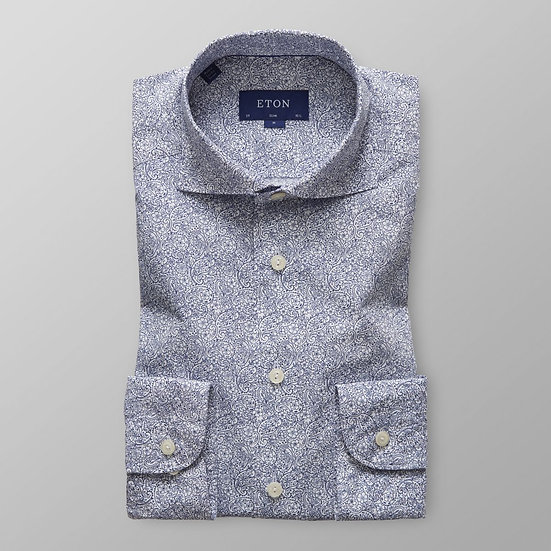 Pen & Ink Paisley Soft Washed