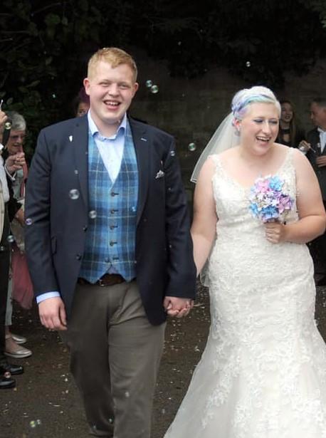 Tom & Annie Offord Wedding