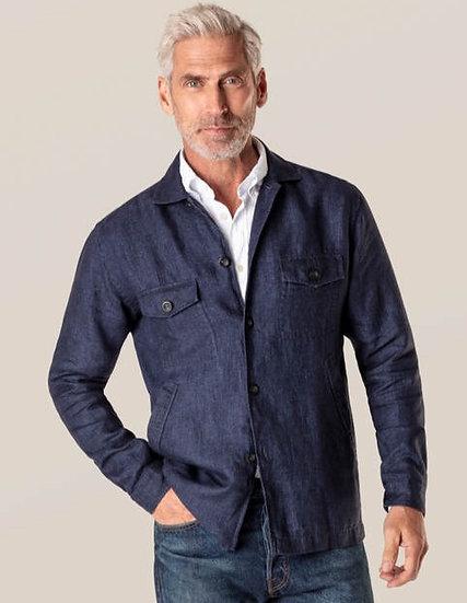 Eton Linen Overshirt