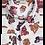 Thumbnail: Rose Print Linen Shirt