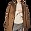 Thumbnail: Sultan Cashmere blend coat - Camel
