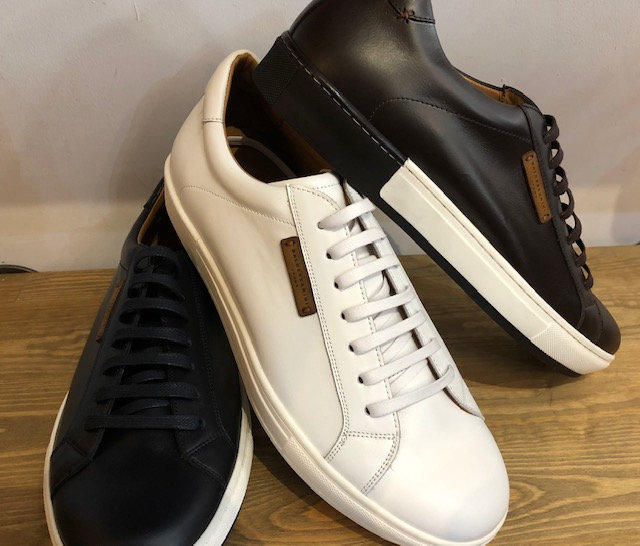 Smart Leather Trainer