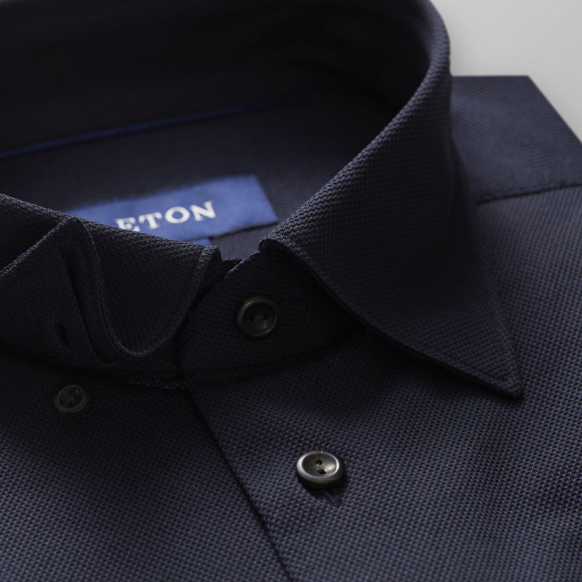 Eton Pique Collar