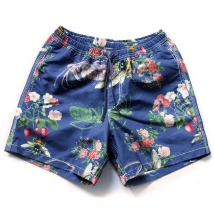Endangered Bee Swim Shorts