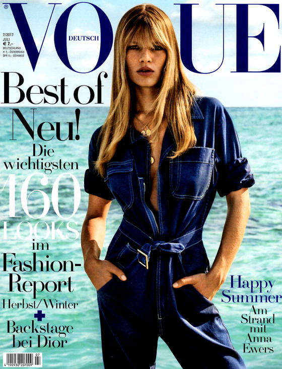 Our Pieces in Vogue