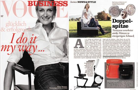 "Vogue Business: TWENTYTEN sind ""Doppelspitze"""