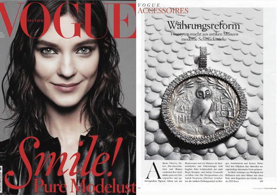 Währungsreform: TWENTYTEN trifft Vogue