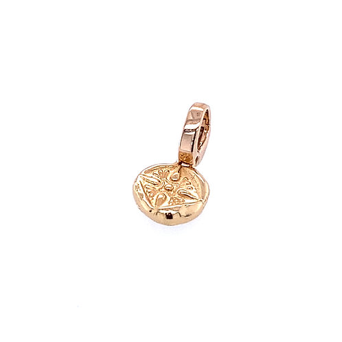 TWENTYsome clip-einhänger 20y16 stern / löwe roségold