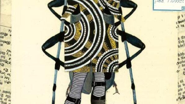 African dance beetle