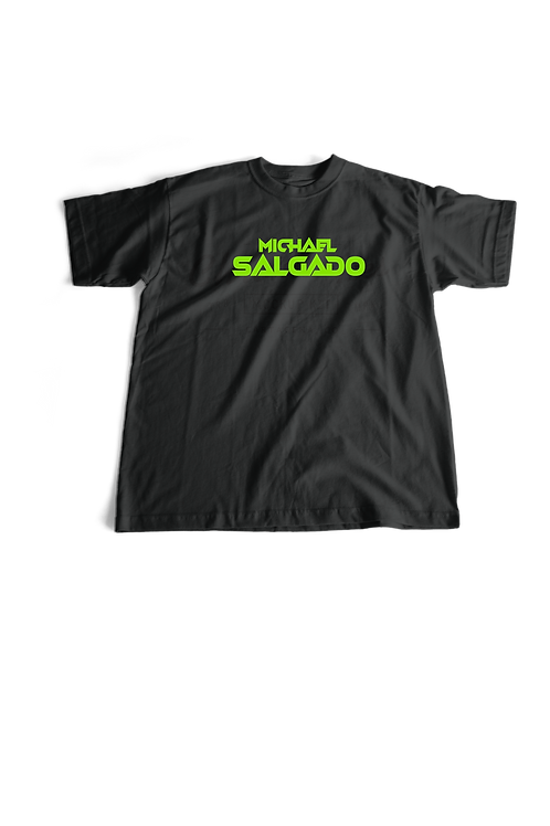 Michael Salgado 2021 NEON GREEN