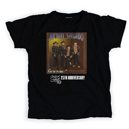 Cruz De Madera 25th Anniversary T-shirt