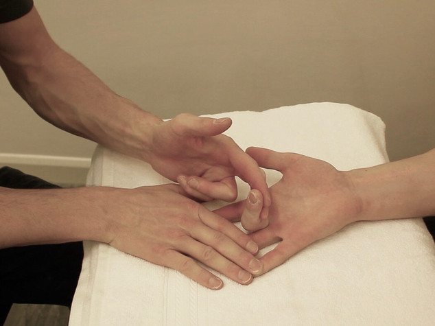 Hand Therapy Assessment
