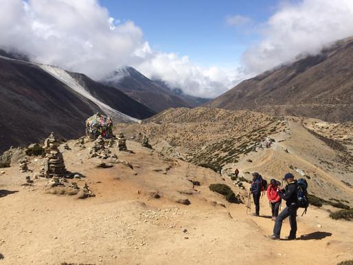 Island Peak- trip report