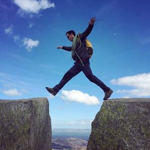 UK Scrambling Routes - Training For Your First 6000 Metre Peak