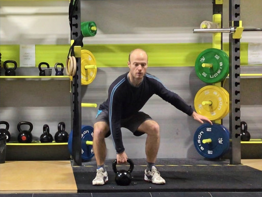 Basic Weight Training for Climbers - S&C