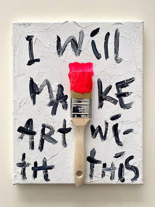 ART  BRUSH / MGNT #05