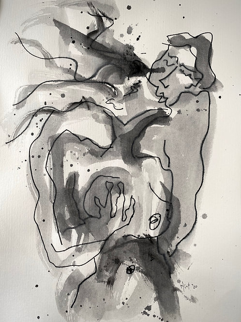 """Eros"" series Drawinks"
