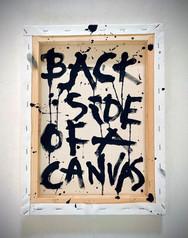 Back Side Canvas