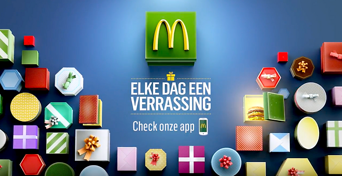mcdonalds nl tv commercial