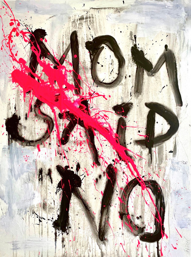 """MOM SAID NO"""
