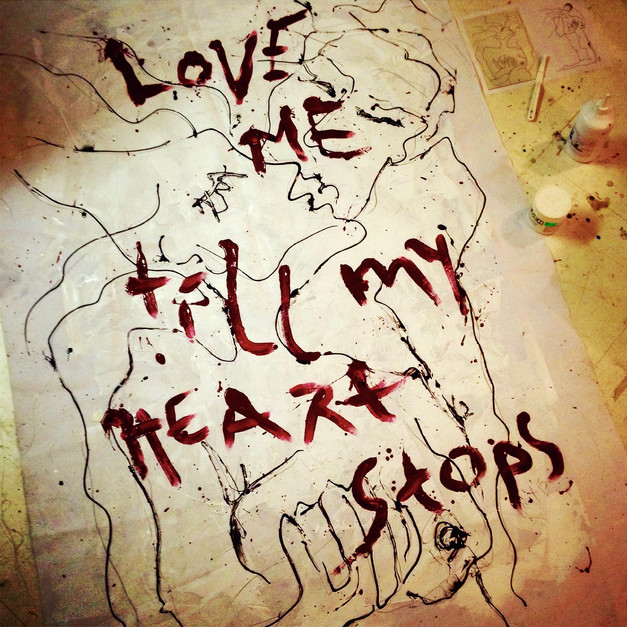 till my heart stops