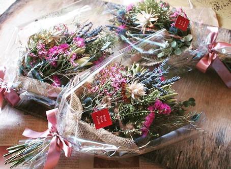 結婚式で使う花束のアイデア