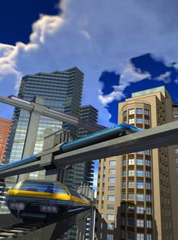 Charles Street Monorail
