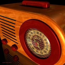 1940 Fada Radio