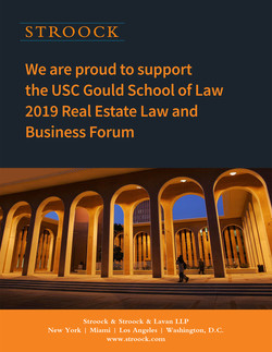 2019 USC Real Estate Law Ad