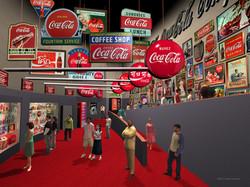 Pre-Visualization Coca-Cola World