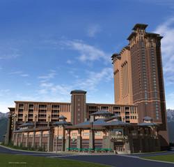 Pre-Visualization for Casino Hotel