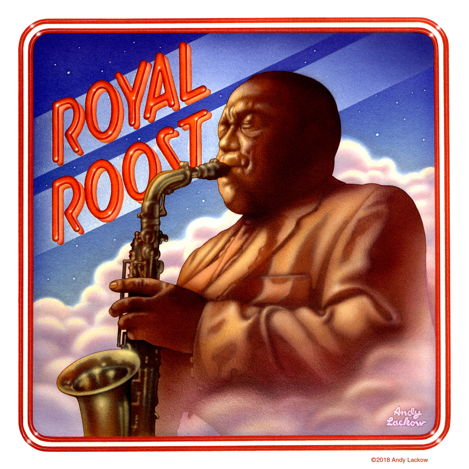 Charlie Parker - Bird at the Royal Roost