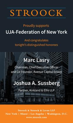 UJA-Federation Dinner - Building Image -