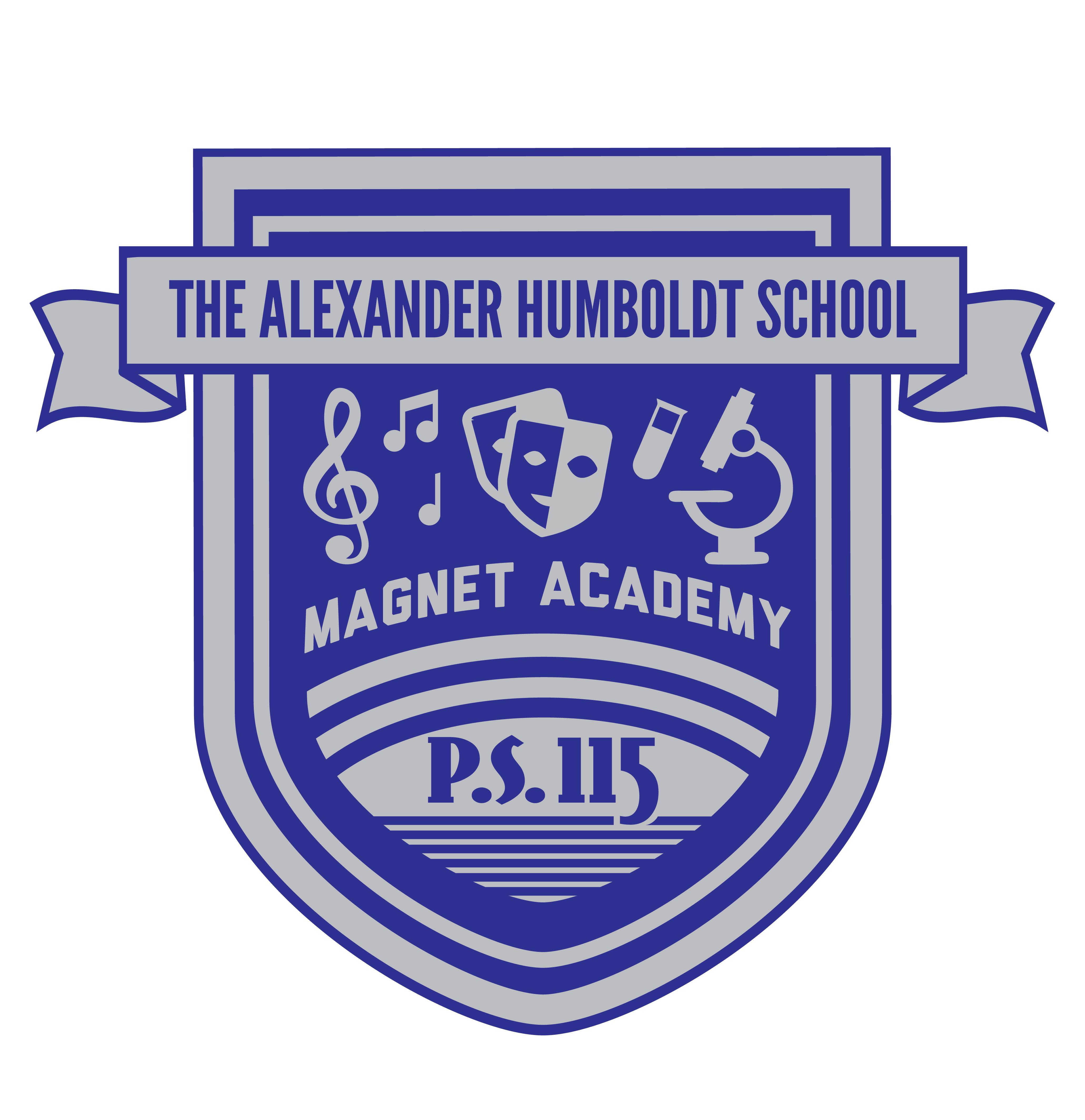 Alexander Humboldt School Logo