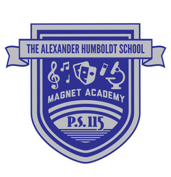 Alexander Humboldt School Logo - 003