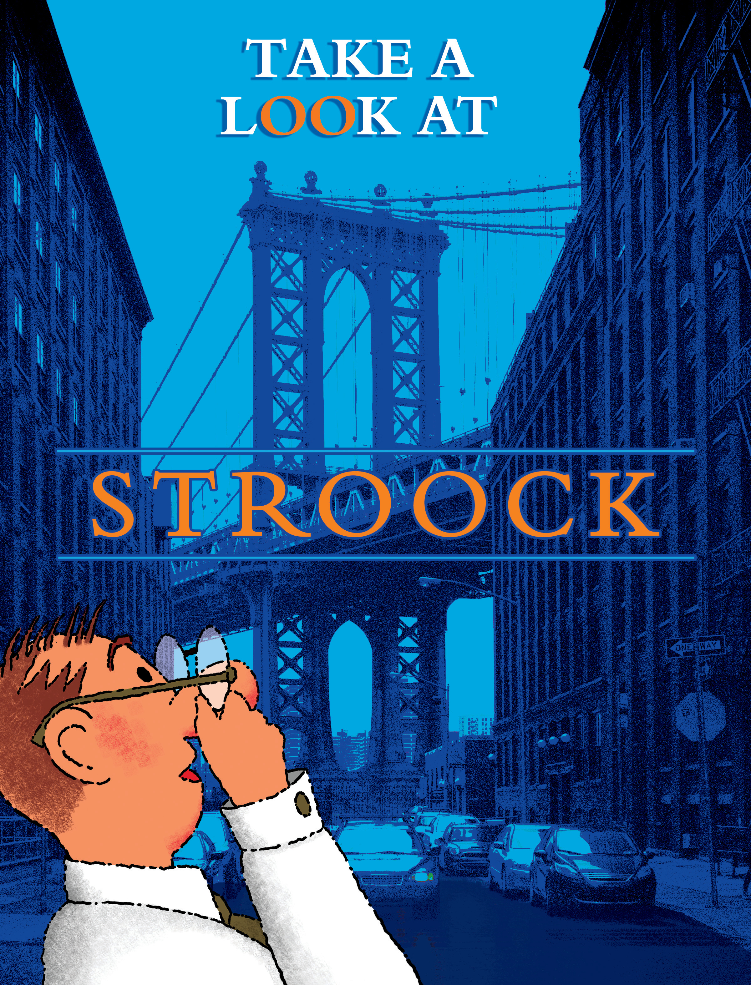 Take a Look at Strook Ad