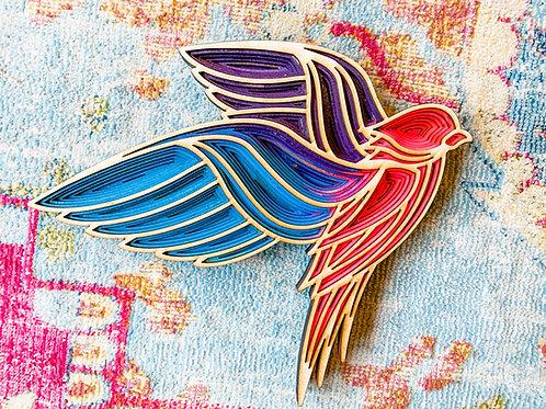 Hope the Hummingbird