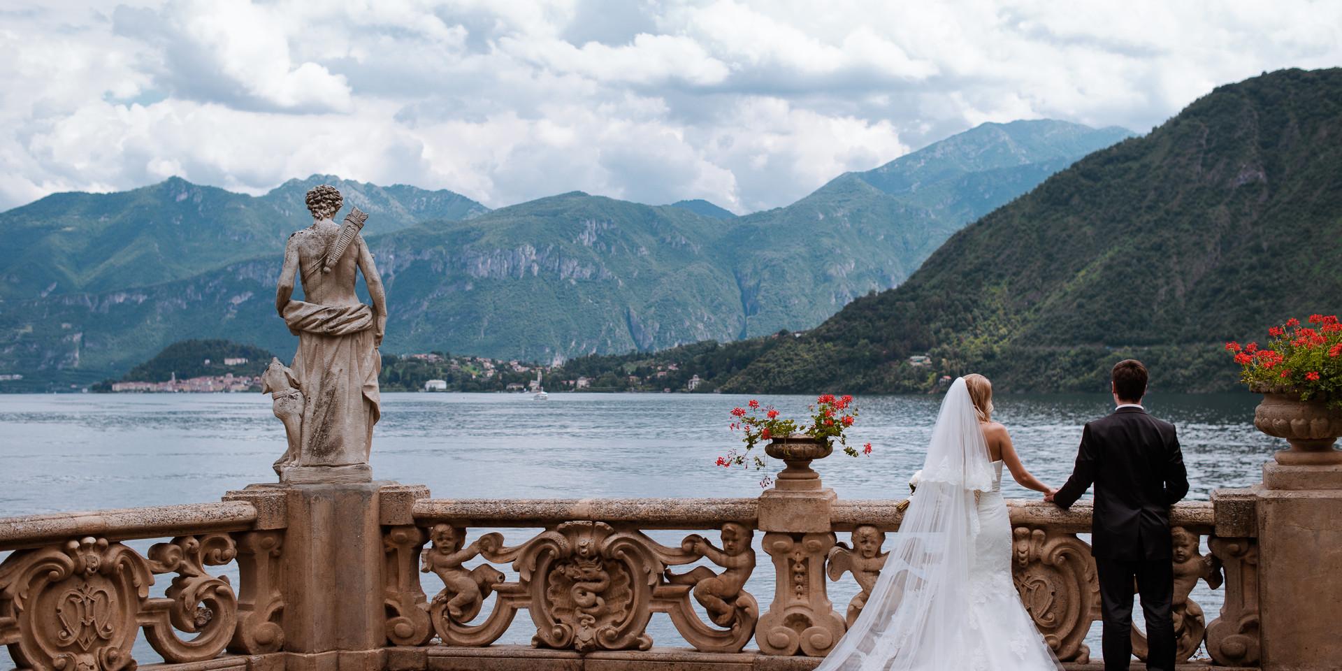 Lake Como Destination Wedding