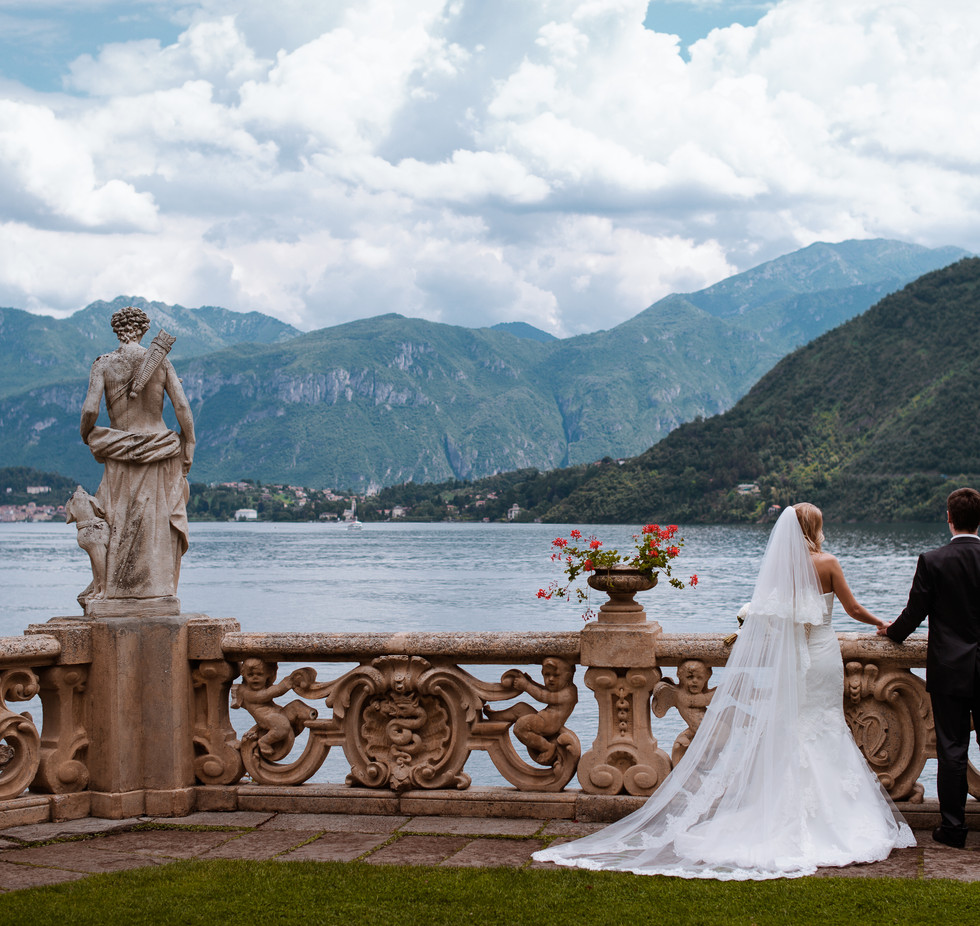 Lake Como Destination Wedding