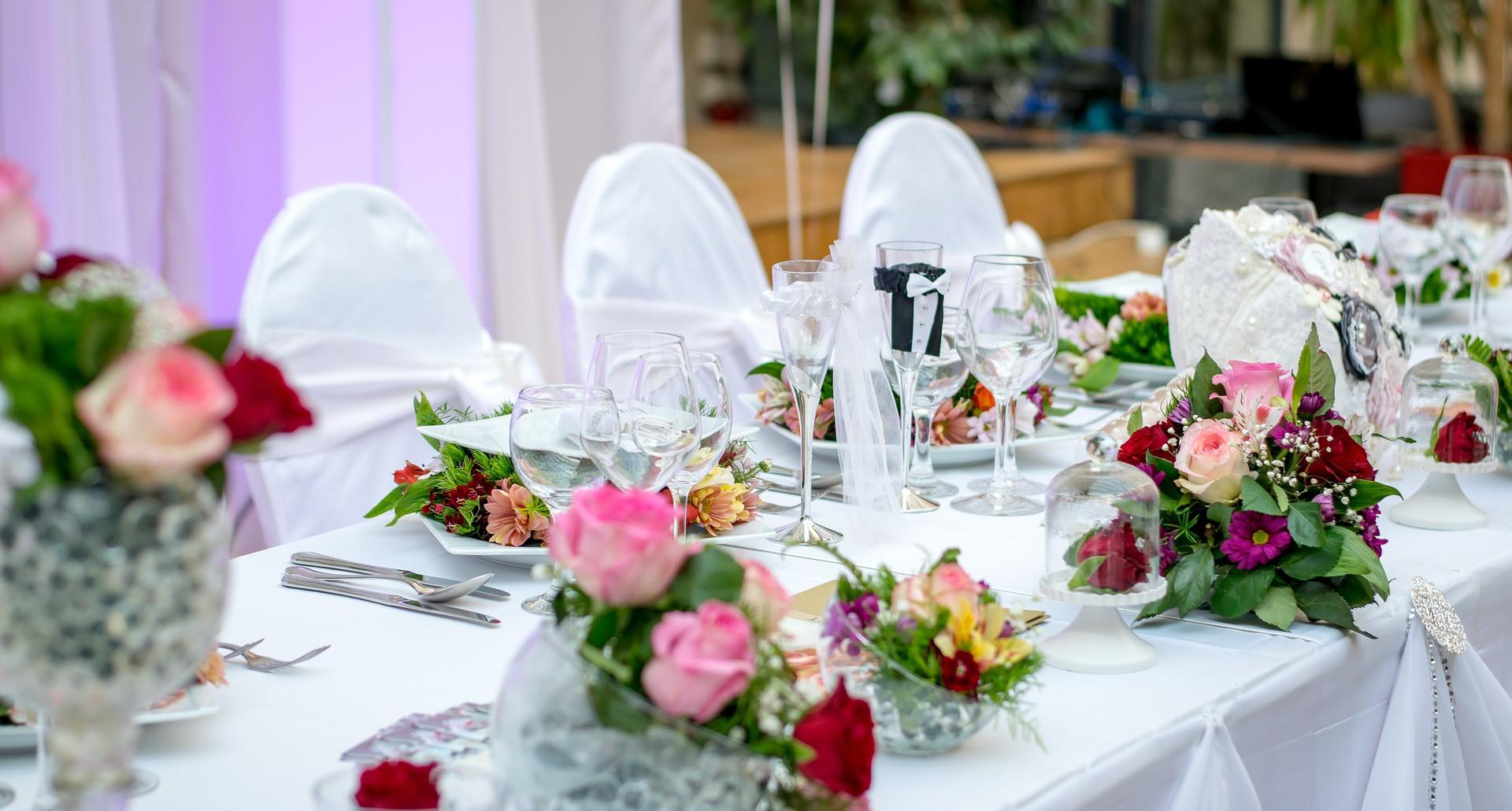 Head Table Elegant