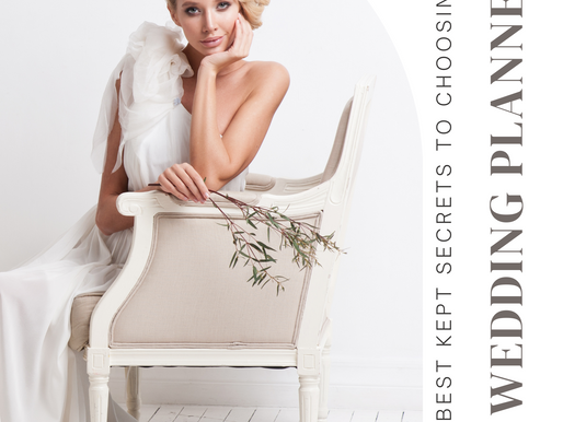 7 Best Kept Secrets On How To Choose The Right Wedding Planner