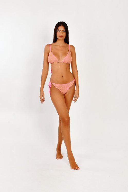 Maillot de bain en mailles collection Play