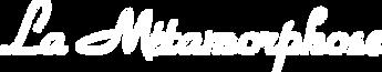 Logo la Métamorphose